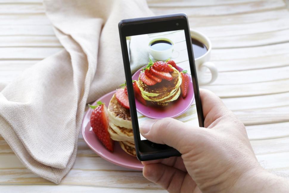 Апликација за броење калории