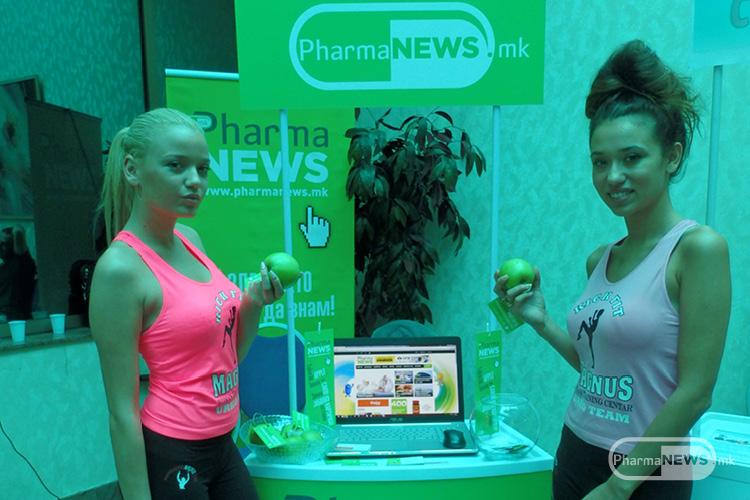 Девојките од Magnus се хранат здраво и читаат PharmaNEWS