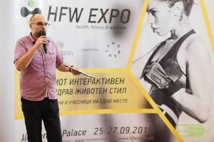 Викса официјално го прогласи за отворен HFW саемот